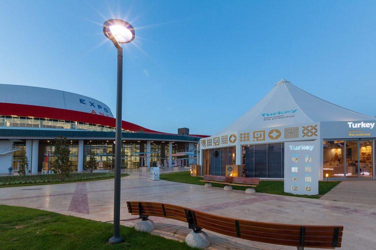 Expo 2016 Antalya'da Selux Farkı