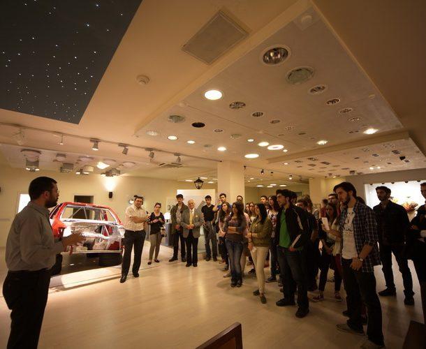 Haliç Üniversitesi Öğrenci Heyeti LAMP 83'ü Ziyaret Etti