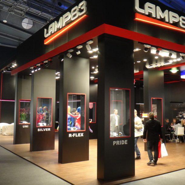 LAMP 83 Light + Building'te Sahne Aldı
